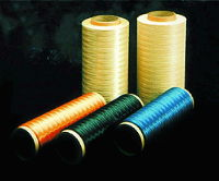 Vectran - liquid crystal polymer yarns and fibers for new textile and composite applications
