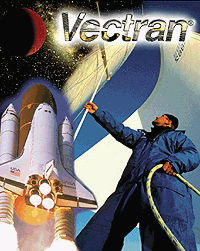 Vectran - liquid crystal polymer yarns and fibers for demanding aerospace applications